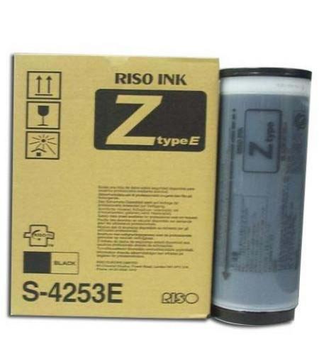 Comprar Pack 2 tintas multicopista S4253E de Riso online.