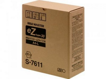 Comprar pack 2 masters multicopista S7611 de Riso online.