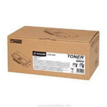 CARTUCHO DE TÓNER KIT PACK 2 SAGEM T830