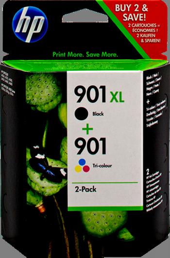 Comprar value pack cartucho de tinta SD519AE de HP online.