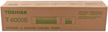 CARTUCHO DE TÓNER NEGRO TOSHIBA T-6000E