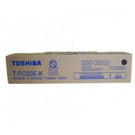 Comprar cartucho de toner T-FC20BK de Toshiba online.