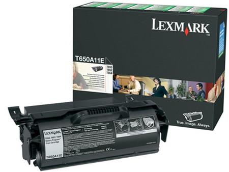 Comprar cartucho de toner 0T650A11E de Lexmark online.