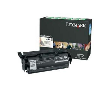 Comprar cartucho de toner 0T650H04E de Lexmark online.