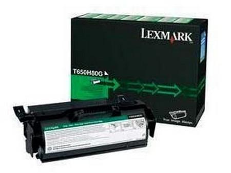 Comprar cartucho de toner T650H80G de Lexmark online.