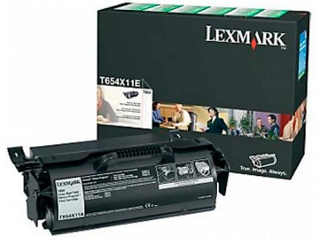 Comprar cartucho de toner 0T654X11E de Lexmark online.