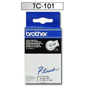 Comprar Cinta rotuladora 12 mm TC101 de Brother online.