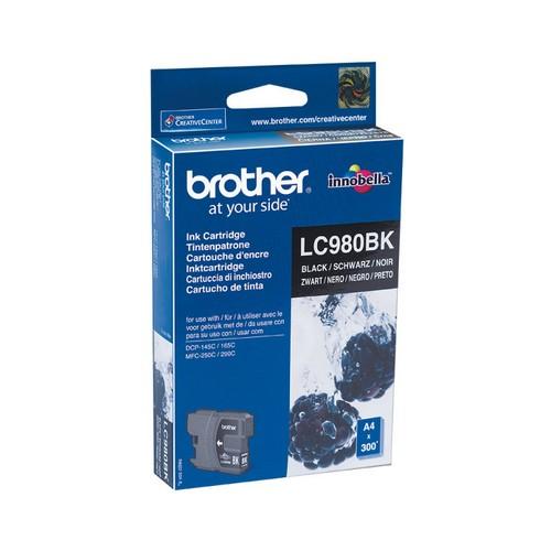 Cartucho de Tinta negro Brother LC-980BK