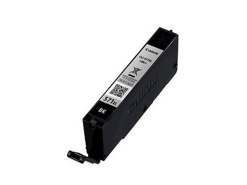 Cartucho de tinta negro CLI-571XLBK PIXMA MG5700/MG68XX/MG77XX 0331C001