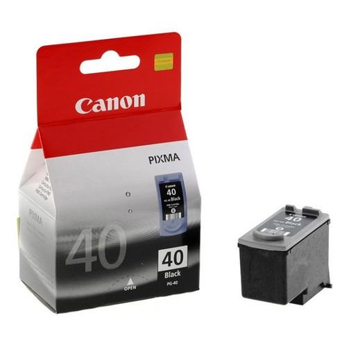 CANON CARTUCHO DE TINTA NEGRO PG-40 0615B001 355 PÁGINAS 16ML
