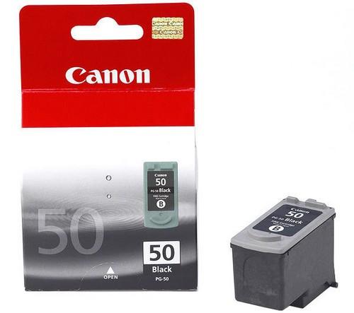 Cartucho de Tinta Negro Canon PG50