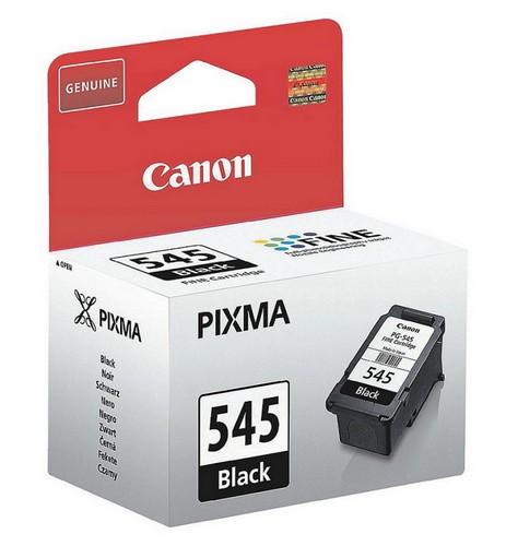 Cartucho de tinta negro PG-545 8287B001 180 páginas 8ml