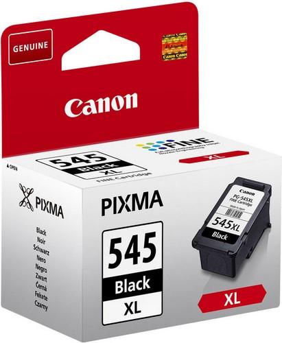 Canon Cartucho de tinta negro PG-545XL 8286B001 400 páginas 15ml