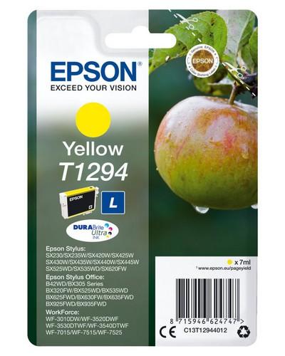 Epson Cartucho Amarillo Stylus SX420W/425W/ Office BX305F/320FW
