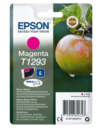 Cartucho de tinta magenta C13T12934012 T1293 470 páginas 7ml