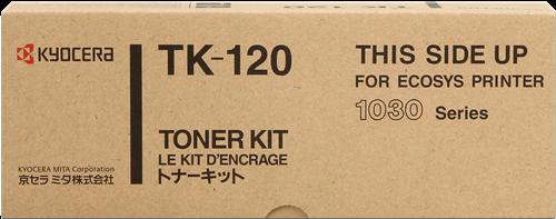 Cartucho de toner TÓNER NEGRO TK-120 1T02G60DE0 7200 PAGINAS