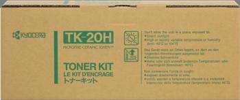 Comprar cartucho de toner TK-20h de Kyocera-Mita online.