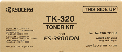 Comprar cartucho de toner 1T02F90EUC de Kyocera-Mita online.