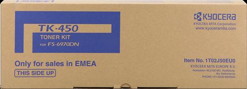 Comprar cartucho de toner 1T02J50EU0 de Kyocera-Mita online.