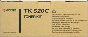 Cartucho de toner CARTUCHO DE TÓNER CIAN KYOCERA-MITA TK-520C