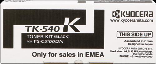 Comprar cartucho de toner 1T02HL0EU0 de Kyocera-Mita online.