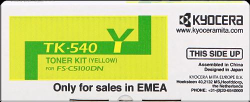 Comprar cartucho de toner 1T02HLAEU0 de Kyocera-Mita online.
