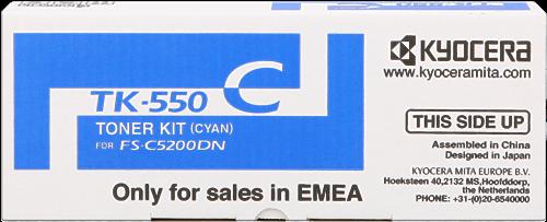 Comprar cartucho de toner 1T02HMCEU0 de Kyocera-Mita online.