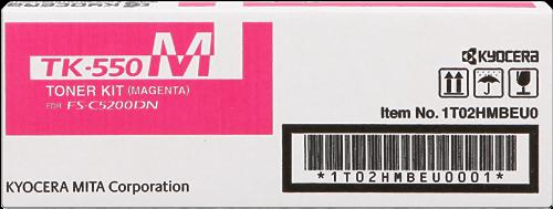 Comprar cartucho de toner 1T02HMBEU0 de Kyocera-Mita online.