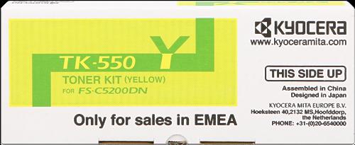 Comprar cartucho de toner 1T02HMAEU0 de Kyocera-Mita online.
