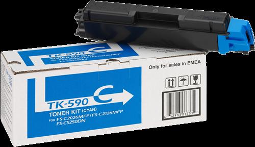 Comprar cartucho de toner 1T02KVCNL0 de Kyocera-Mita online.
