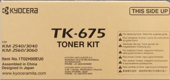 Comprar cartucho de toner 1T02H00EU0 de Kyocera-Mita online.