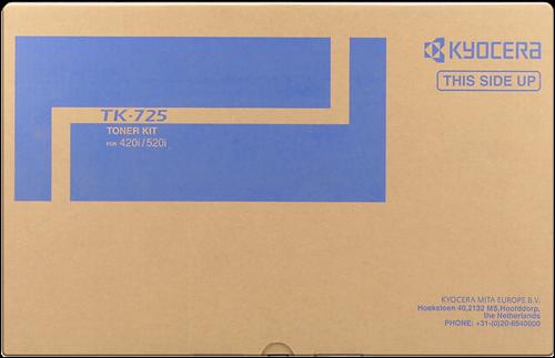 Cartucho de toner Copiadora negro TK-725