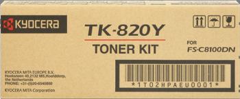Comprar cartucho de toner 1T02HPAEU0 de Kyocera-Mita online.