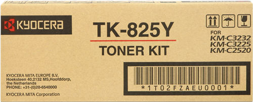 Comprar cartucho de toner 1T02FZAEU0 de Kyocera-Mita online.