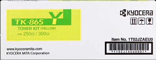 Comprar cartucho de toner 1T02JZAEU0 de Kyocera-Mita online.