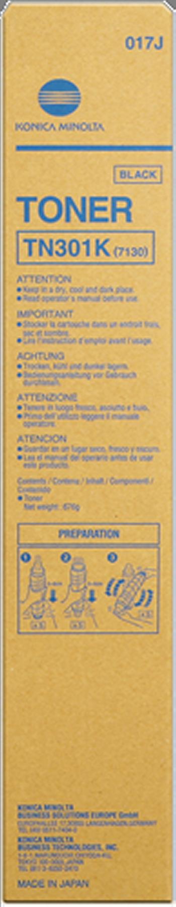 Comprar cartucho de toner TN301K de Konica-Minolta online.
