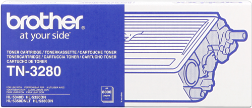 Cartucho de toner CARTUCHO DE TÓNER NEGRO BROTHER