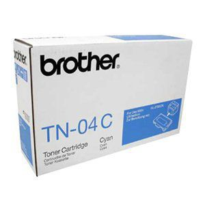 Cartucho de toner CARTUCHO DE TÓNER CIAN BROTHER TN-04C