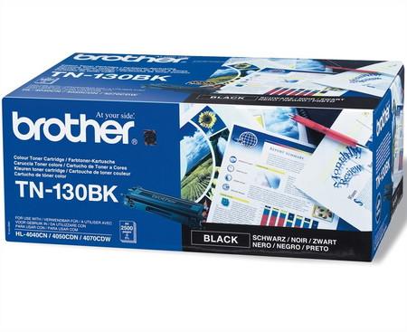 Comprar cartucho de toner TN130bk de Brother online.