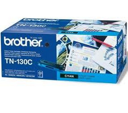 Cartucho de toner CARTUCHO DE TÓNER CIAN BROTHER TN-130C