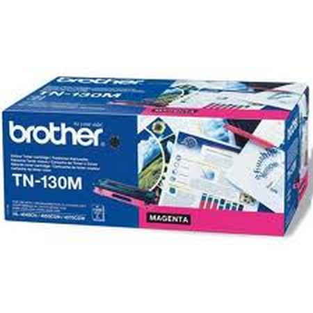 Cartucho de toner CARTUCHO DE TONER MAGENTA BROTHER TN-130M