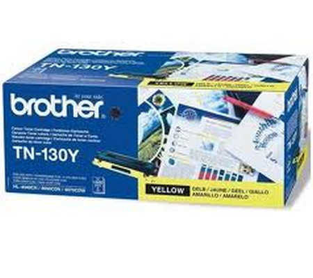 Cartucho de toner CARTUCHO DE TONER AMARILLO BROTHER TN-130Y