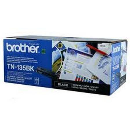 Comprar cartucho de toner TN135bk de Brother online.