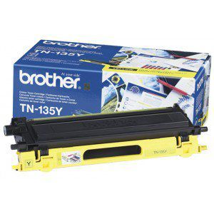 Cartucho de toner CARTUCHO DE TÓNER TN-135YN AMARILLO BROTHER TN-135YN