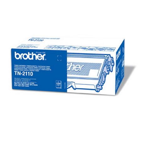 Comprar cartucho de toner TN2110 de Brother online.