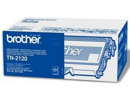 Cartucho de toner CARTUCHO DE TONER NEGRO BROTHER TN-2120