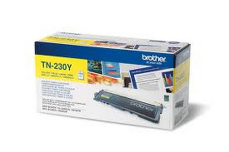 Comprar cartucho de toner TN230Y de Brother online.
