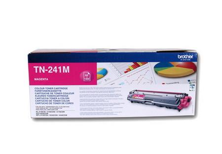 CARTUCHO DE TÓNER MAGENTA BROTHER TN-241M