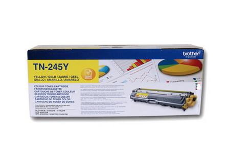 Comprar cartucho de toner TN245Y de Brother online.