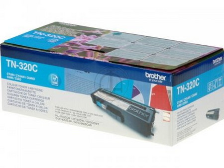Comprar cartucho de toner TN320C de Brother online.
